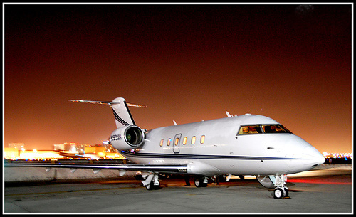 jet_charter-parked